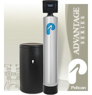 Hệ thống lọc và làm mềm nước sử dụng muối Pelican PS48/80 class=