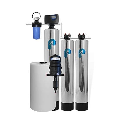 Hệ thống lọc tổng Pelican - xử lý Sắt, Mangan và làm mềm nước không sử dụng muối WF10 class=